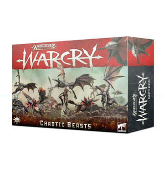 111-21 AOS Warcry: Chaotic Beasts (Unboxed)