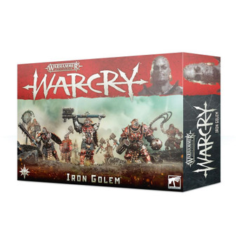 111-20 AOS Warcry: Iron Golem (Unboxed)
