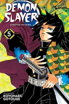 Demon Slayer Vol 5