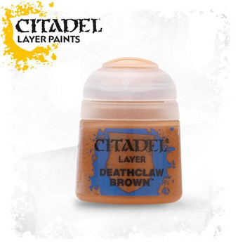 22-41 Citadel Layer: Deathclaw Brown
