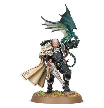 52-42 Lord Inquisitor Kyria Draxus