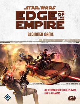 Star Wars Edge of the Empire: Beginner Box