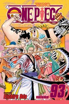 One Piece Vol. 93