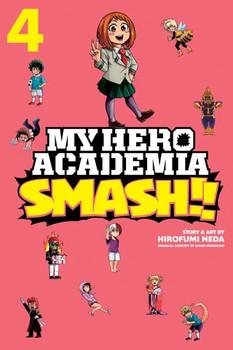 My Hero Academia: Smash!!, vol 4