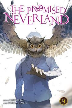 Promised Neverland Vol 14