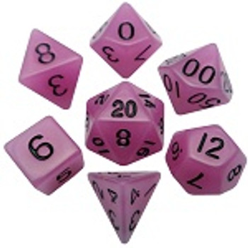 MDG Mini 10mm Polyhedral Dice Sets
