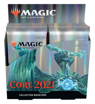 2021 Core Set Collectors Booster Box