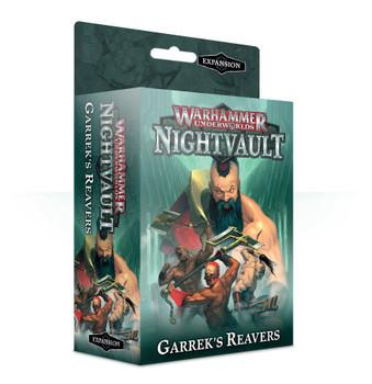 110-35-60 WH Underworlds: Garrek's Reavers Expansion