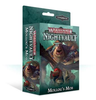 110-41-60 WH Underworlds: Mollog's Mob
