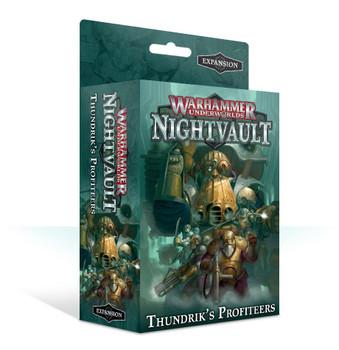 110-54-60 WH Underworlds: Thundrik's Profiteers
