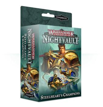 110-34-60 WH Underworlds: Steelhearts Champions