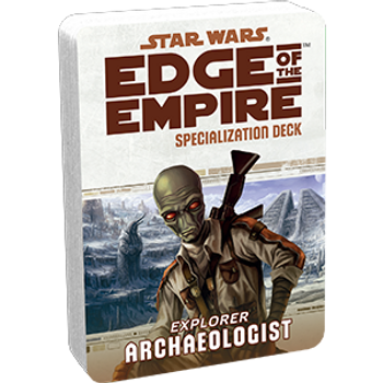Star Wars Signature Abilities Deck: Archaeologist