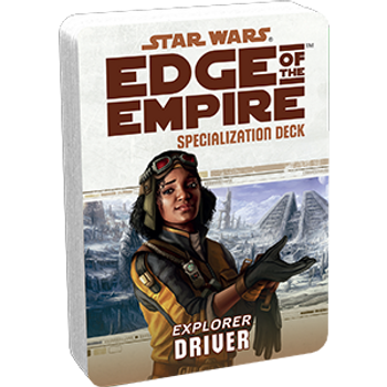 Star Wars Signature Abilities Deck: Driver