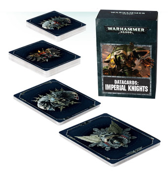 54-02 Datacards: Imperial Knights
