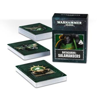 53-50-60 Datacards: Salamanders