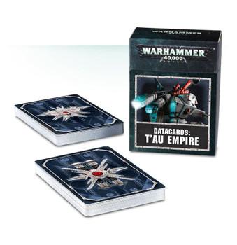 56-02 Datacards: Tau Empire