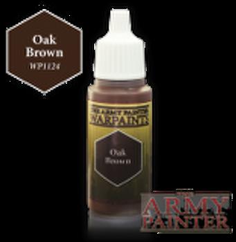 Oak Brown paint pot