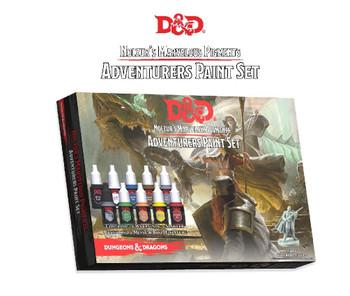 D&D Nolzurs Marvelous Pigments Adventurers Paint Set