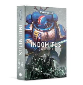 BL2819 WH 40K: Indomitus Novel HB