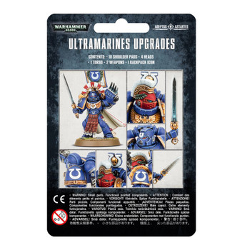 48-80 Ultramarines Upgrades