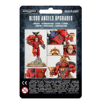 41-80 Blood Angels Upgrades
