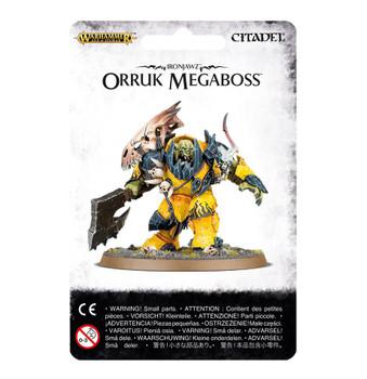 89-26 Ironjawz Orruk Megaboss