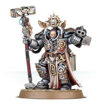 57-11 Grey Knights Grand Master Voldus