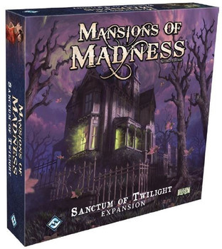 Mansions of Madness (2nd Ed) Sanctum of Twilight Expansion