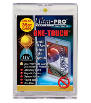 ULTRA PRO Specialty Holders - UV One Touch 35pt