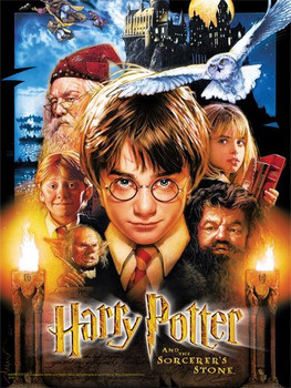 Harry Potter and the Sorcerers Stone Puzzle