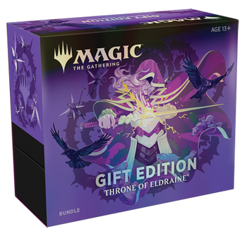 Throne of Eldraine Gift Bundle