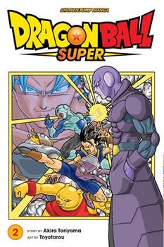 Dragon Ball Super Vol 2