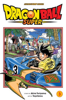 Dragon Ball Super Vol 3