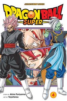 Dragon Ball Super Vol 4