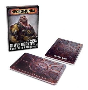 300-54 Necromunda: Slave Ogryn Tactics Cards