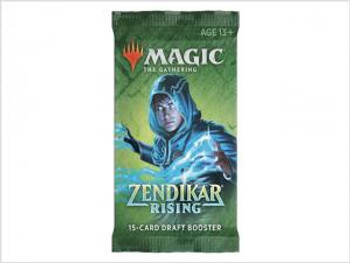 Zendikar Rising: Draft Booster