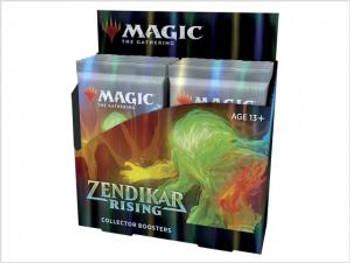 Zendikar Rising: Collector Booster Box