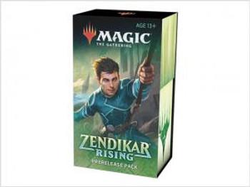 Zendikar Rising Pre Release Pack