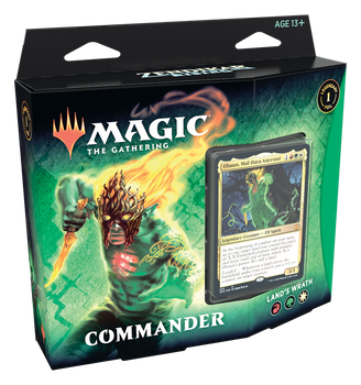 Zendikar Rising: Commander Deck