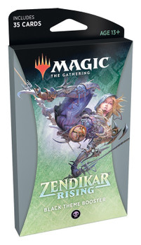 Zendikar Rising: Theme Booster