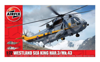Westland Seaking Harrier 1:72 Scale Model Kit
