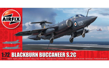 Blackburn Buccaneer S.2C 1:72 Scale Model Kit