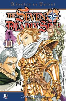 Seven Deadly Sins vol 10