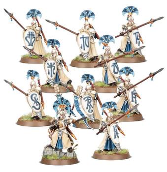 87-59 Lumineth Realm-Lords: Vanari Auralan Wardens