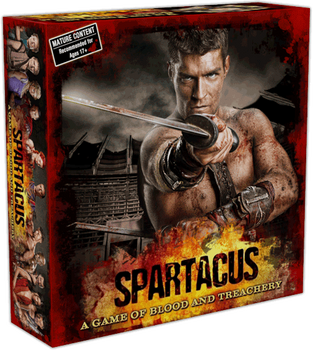 Spartacus: Blood and Treachery