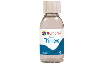 Humbrol 125ml Enamel Thinner