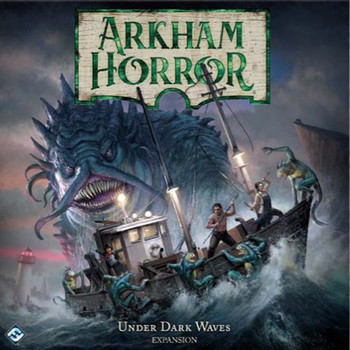 Arkham Horror Board Game: Under Dark Waves Expansion