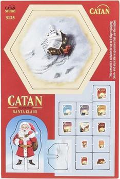 Catan Santa Clause Expansion