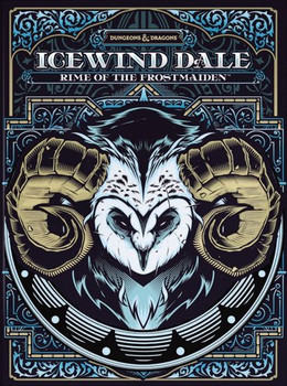 Icewind Dale: Rime of the Frost Maiden - Exclusive Edition