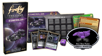 Firefly: Esmeralda - Game Booster
